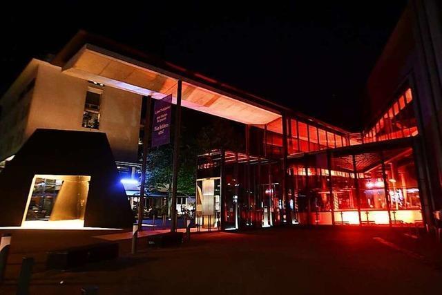 Night of Light zieht in Lörrach zahlreiche Zaungäste an