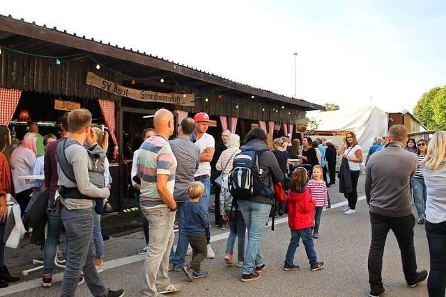 Zum ersten Mal in seiner Geschichte fällt das Ruster Straßenfest aus