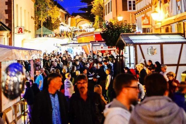 Das Mahlberger Stadtfest fällt wegen Corona aus