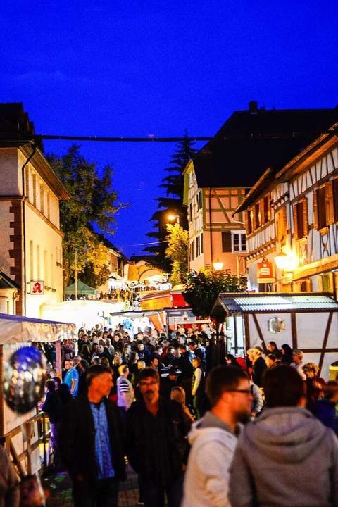 Zum 44. Mahl hätte das Stadtfest (hier 2015) stattfinden sollen.    Foto: Olaf Michel