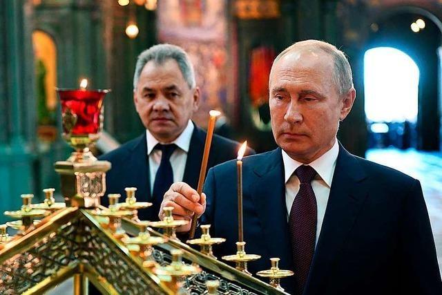 Putin setzt seinen Plan fort, bis 2036 weiterzuregieren