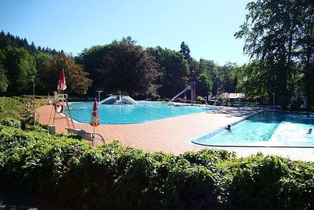 Die Badesaison in Bad Säckingen beginnt am Freitag