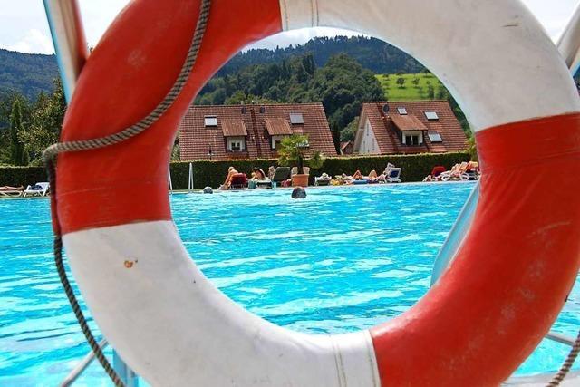 Das Panoramabad Glottertal soll am 6. Juli öffnen