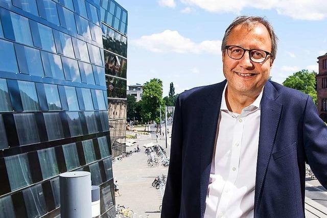 Ex-Verfassungsrichter Voßkuhle lehrt jetzt wieder als Professor in Freiburg