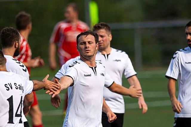 Viktor Schuchart übernimmt das Traineramt beim SV Saig