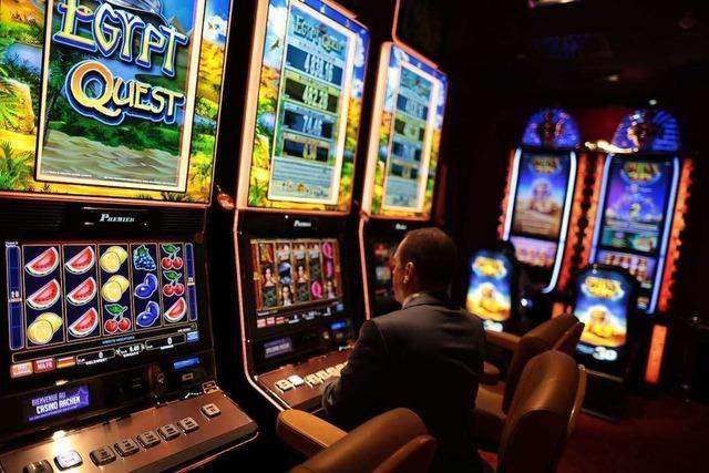 Zwei Männer nach Überfällen auf Spielcasinos zu mehrjährigen Haftstrafen verurteilt