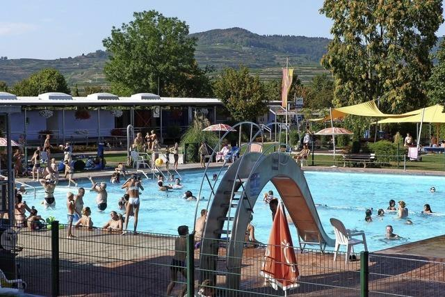 Schwimmbad soll am 13. Juli öffnen