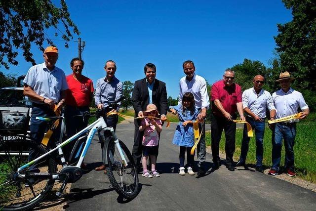 Bis 2025 sollen fast alle Ortenauer Kreisstraßen einen parallel geführten Radweg haben