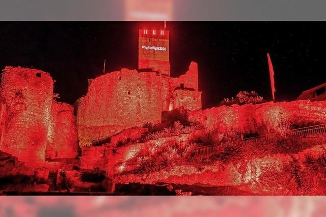 Nacht der roten Lichter