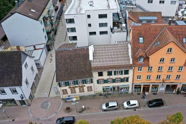 Uehlin-Häuser werden auf Druck der Denkmalbehörde erneut ausgeschrieben