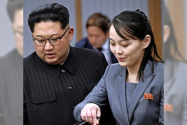 Nordkoreas neue Nr. 2