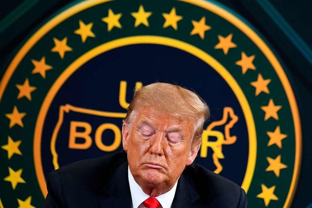Donald Trump  | Foto: SAUL LOEB (AFP)