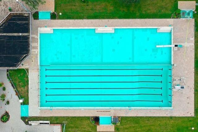 Schopfheims Freibad öffnet zunächst für 500 Gäste