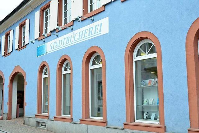 Wie sich die Corona-Krise auf die Kanderner Stadtbücherei auswirkt
