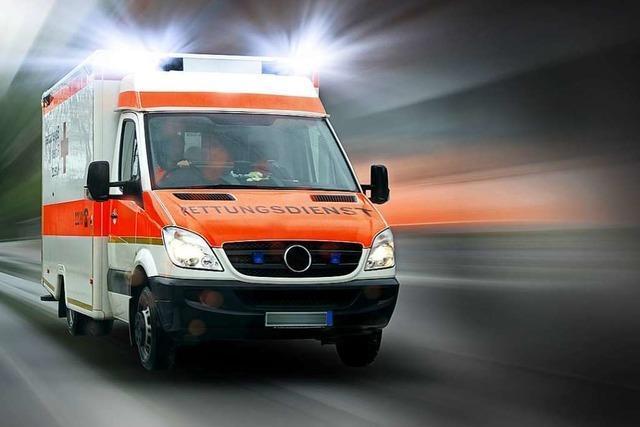 Motorradfahrer bei Sturz zwischen Bonndorf und Lenzkirch lebensgefährlich verletzt