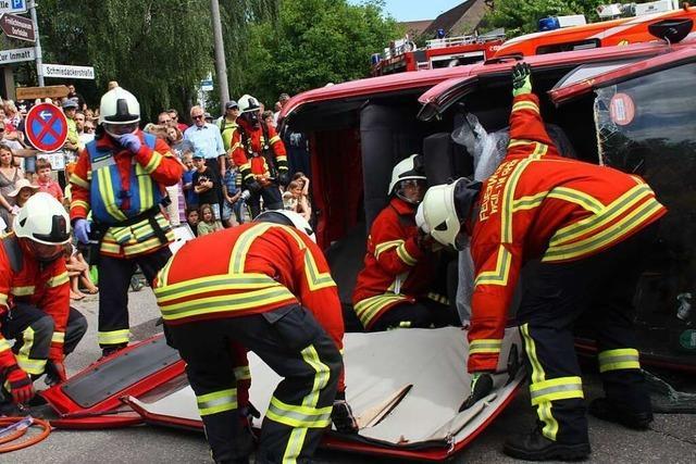 Feuerwehren proben wieder – Kameradschaftspflege ist noch nicht möglich