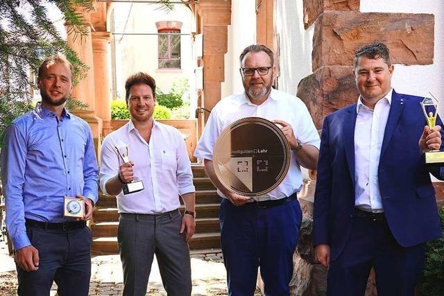 Lahrer Stadtgulden-Kampagne erhält zwei Auszeichnungen