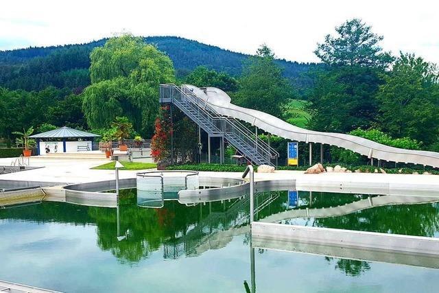 Wissenswertes rund um die Schwimmbad-Eröffnung in Seelbach