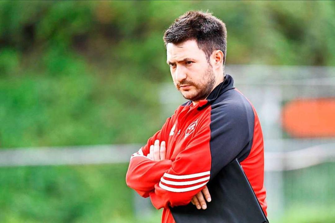 Vater des sportlichen Aufschwungs im Elztal: Trainer Marco Dufner  | Foto: Achim Keller