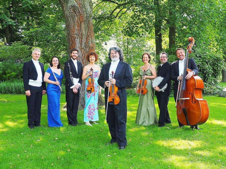 Das Johann-Strauss-Ensemble  | Foto: Kur und Bäder GmbH