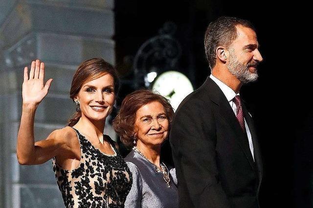 Die Hochzeitsreise von Spaniens König Felipe hat Geld gekostet, das er nicht hatte