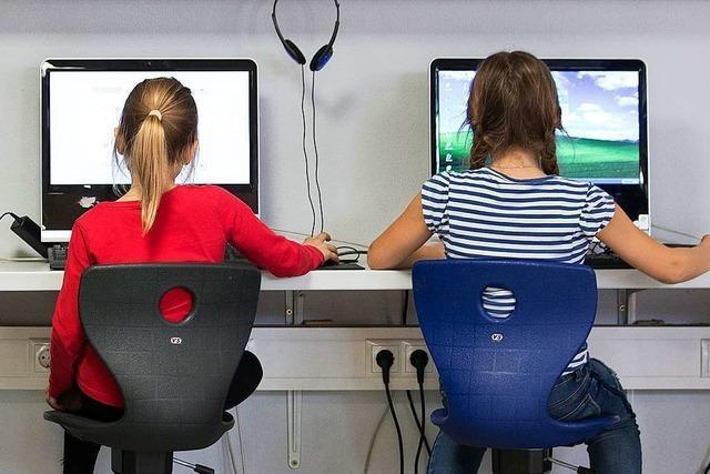 Bad Säckingens Schulen erhalten Computer ein Jahr später als geplant