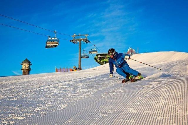 Skifahrer mit Gästekarte nehmen Einheimischen nicht den Platz weg