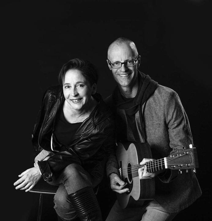 Anne Ehmke und Daniel Vogel treten bei...bereich  des Werkraums  Schöpflin auf.  | Foto: Burghof