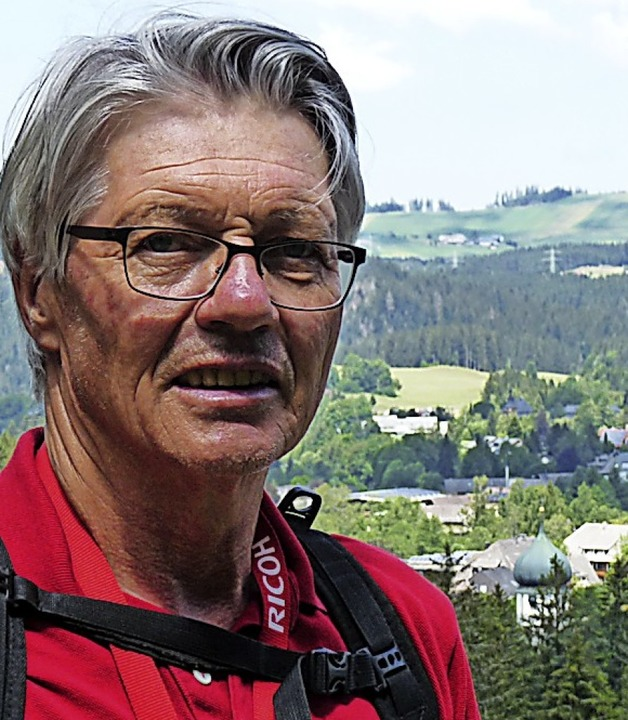Tüftler: Trainer Albert Wursthorn  | Foto: Johannes Bachmann