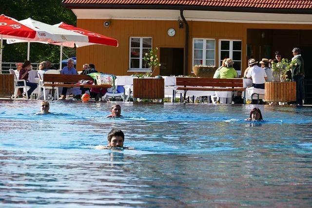 Alemannenbad in Staufen öffnet am Freitag