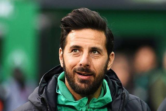Claudio Pizarro erwartet am Samstag ein gespenstischer Abschied