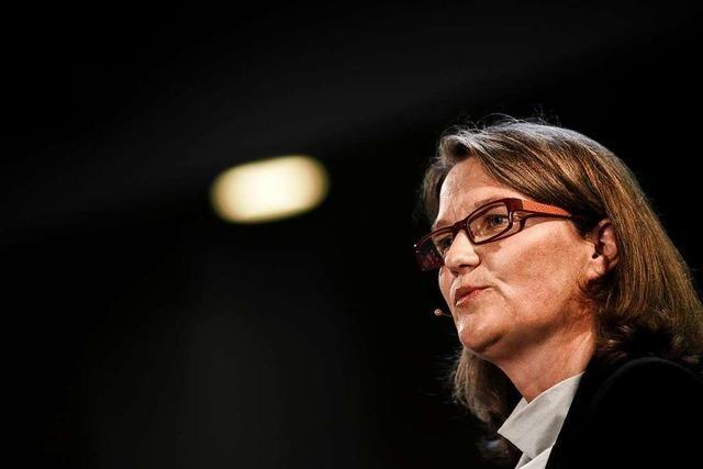 Intendantin Andrea Zietzschmann: