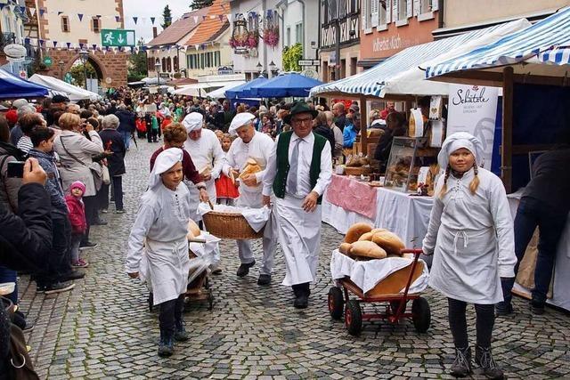 Alemannischer Brotmarkt im Oktober wird coronabedingt abgesagt
