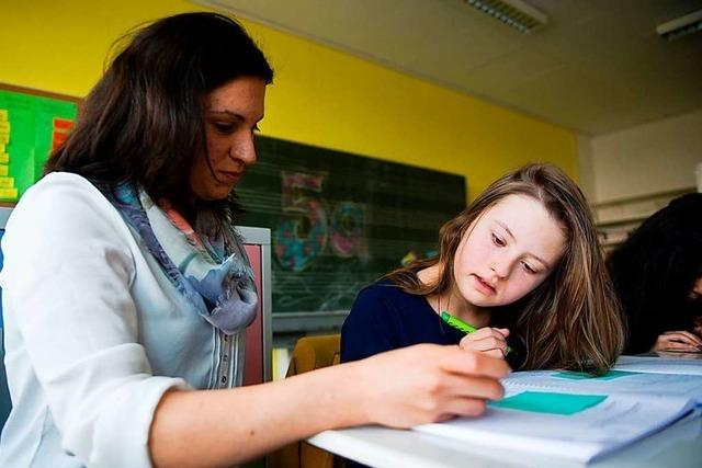 Zahlen zur Inklusion in Schulen zeigen Fortschritte im Südwesten