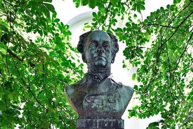 Stadt Freiburg lehnt Entfernung des Alban-Stolz-Denkmals ab