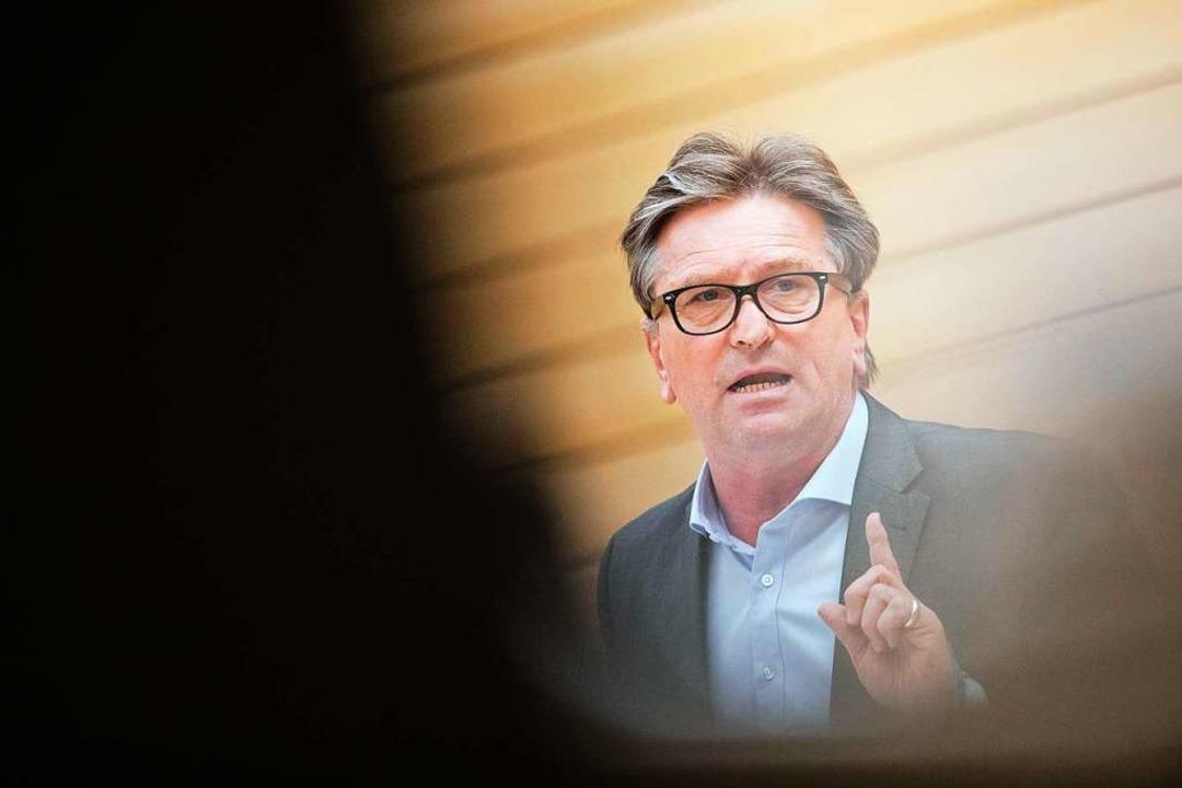 Manfred Lucha    Foto: Tom Weller (dpa)