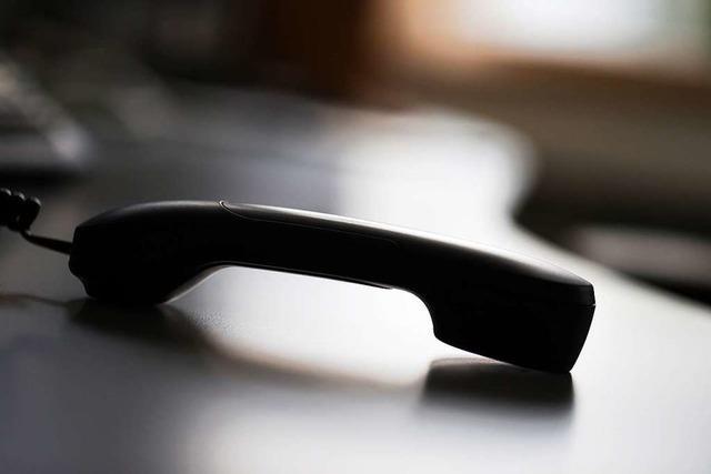 Falsche Polizisten scheitern rund um Lörrach mit Betrugsanrufen
