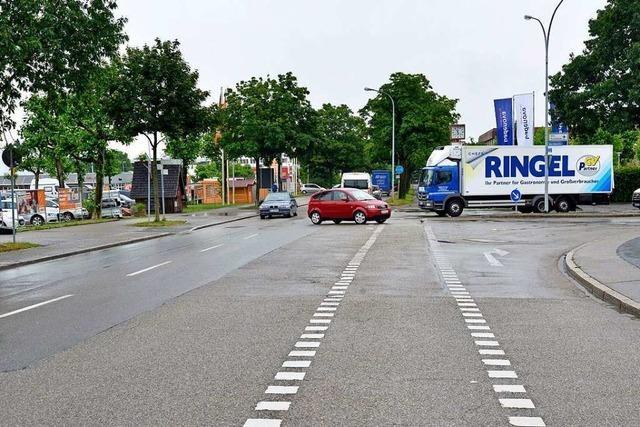 Tullastraße in Freiburg wird ab August stellenweise vollgesperrt