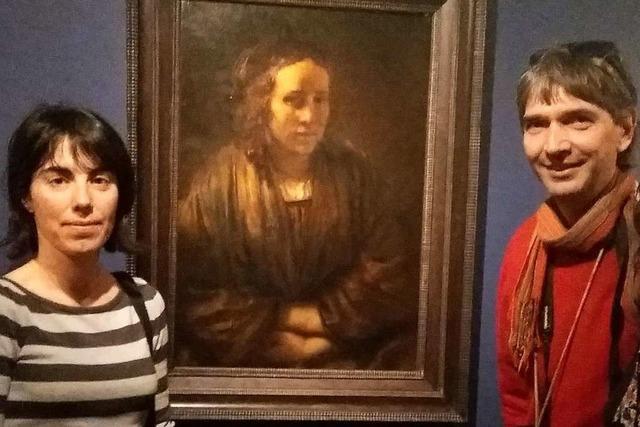 Kunstkrimi um Rembrandt: Hängt in Frankfurt nur eine Kopie?