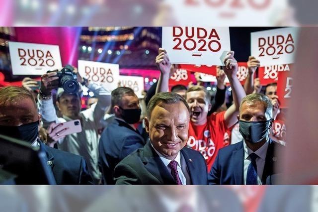 Ein hasserfüllter Wahlkampf