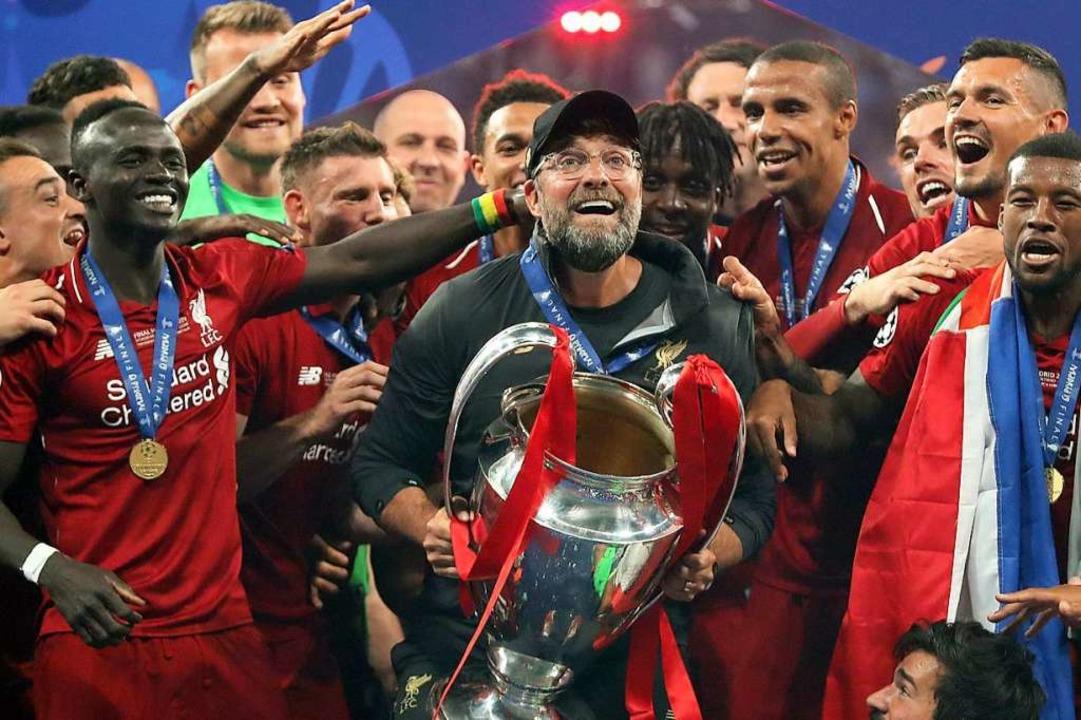 Jubel in Liverpool  | Foto: Jan Woitas (dpa)