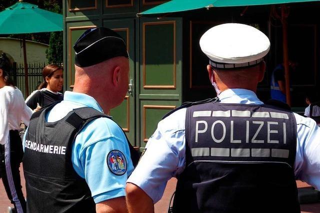 Keine deutsch-französische Streife dieses Jahr im Europa-Park