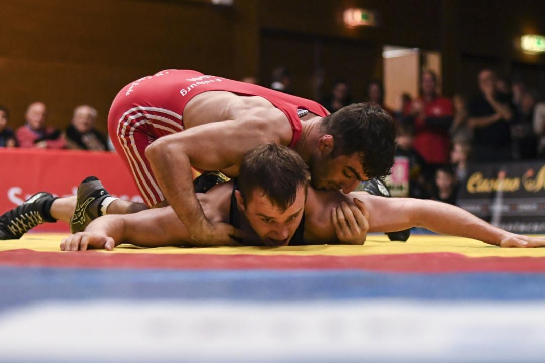 Der Trainings- und Wettkampfbetrieb in...ie Ringen oder Judo ist wieder möglich  | Foto: Patrick Seeger