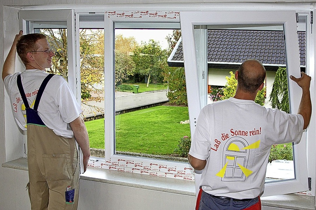 Hochwertige wärmedämmende  Fenster kön...osten senken und den Wohnwert erhöhen.    Foto: VFF/Patrick Reimann