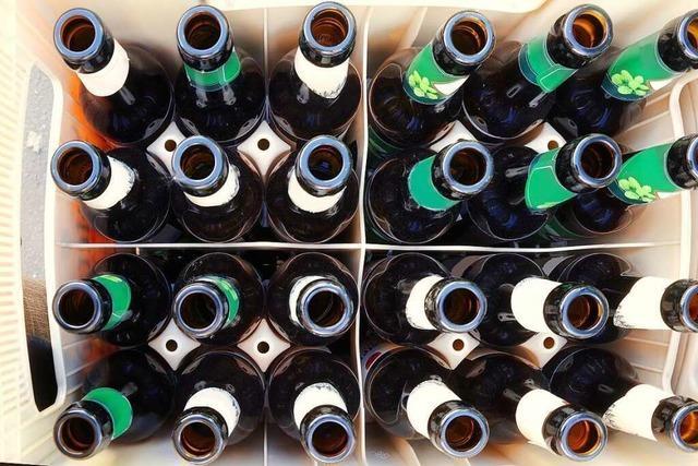 Sportvereine im Kreis Lörrach bieten einen Getränkelieferdienst an