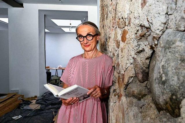 Im Freiburger Haus zum Wetzstein gibt es bald wieder Bücher – und Stoffe