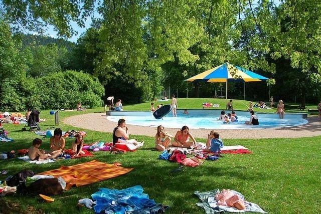 Obermattenbad in Gundelfingen soll Ende Juli öffnen