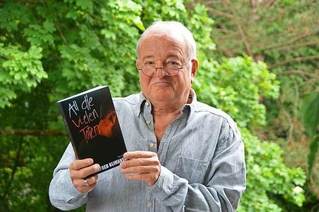 Manfred Klimanski hat einen Roman über rechtsextreme Soldaten veröffentlicht