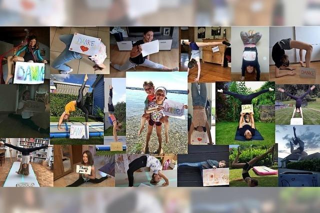 Bürgerspenden ermöglichen Turnmatte