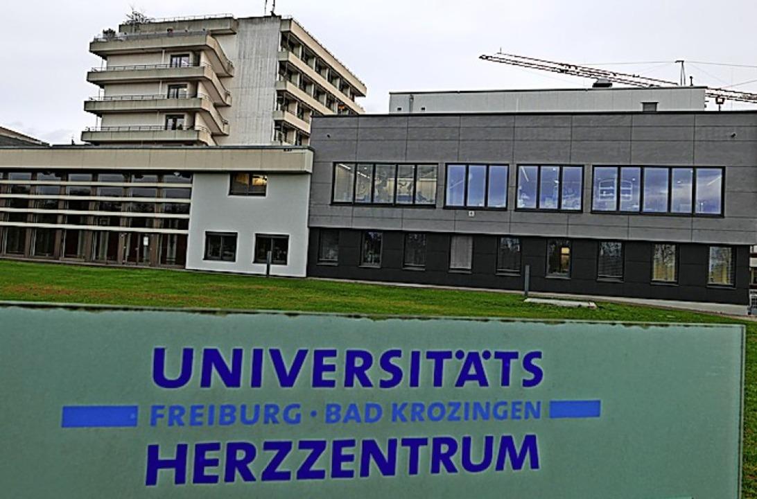 Beim UHZ stehen Anderungen an.  | Foto: Hans-Peter Müller